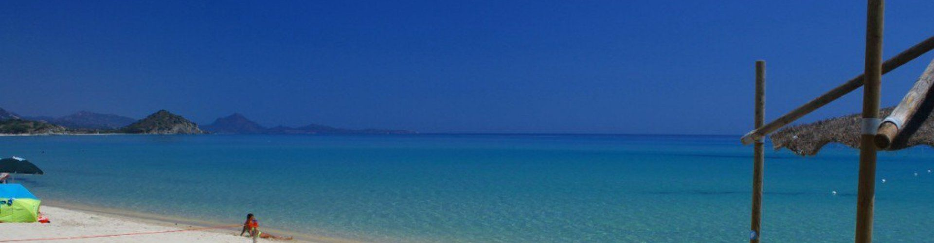 Beach Cala Sinzias