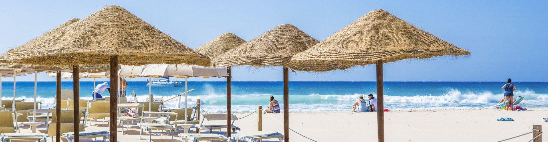 Beach of Chia
