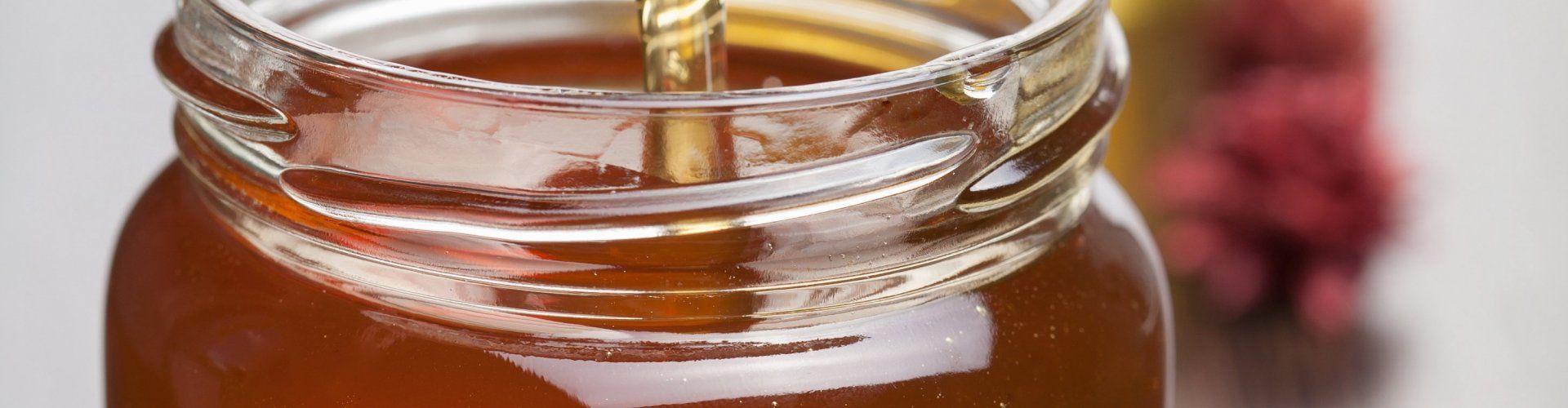 Honey from Sardinia.