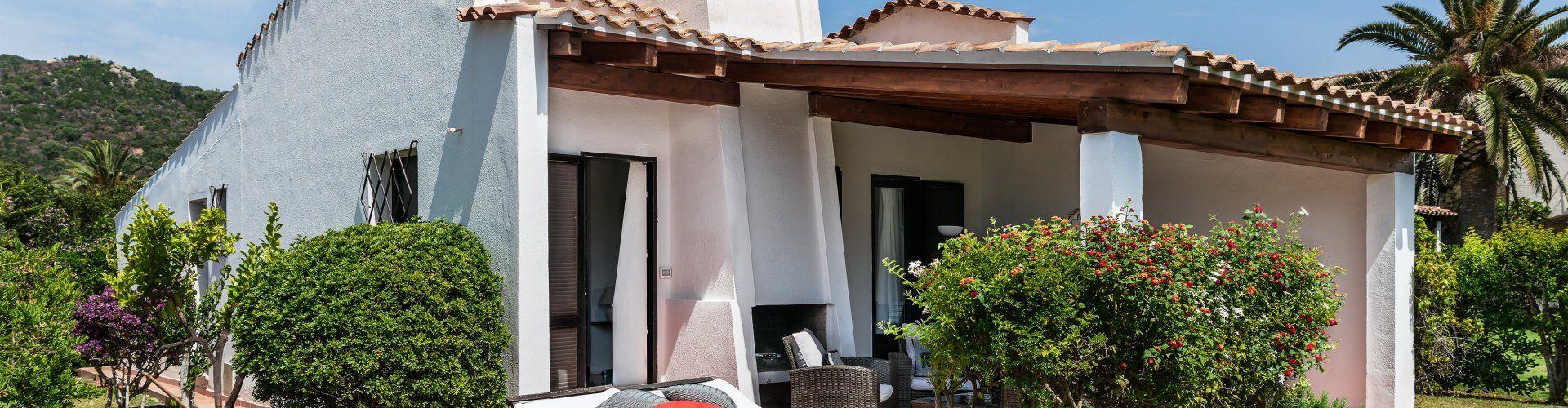 Terrace Villa Salvi, Costa Rei
