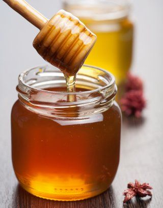 Honey from Sardinia.
