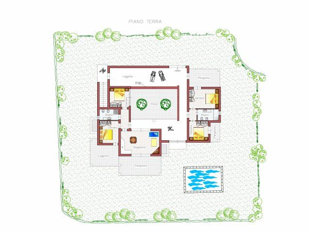 Campidano 7 Floorplan