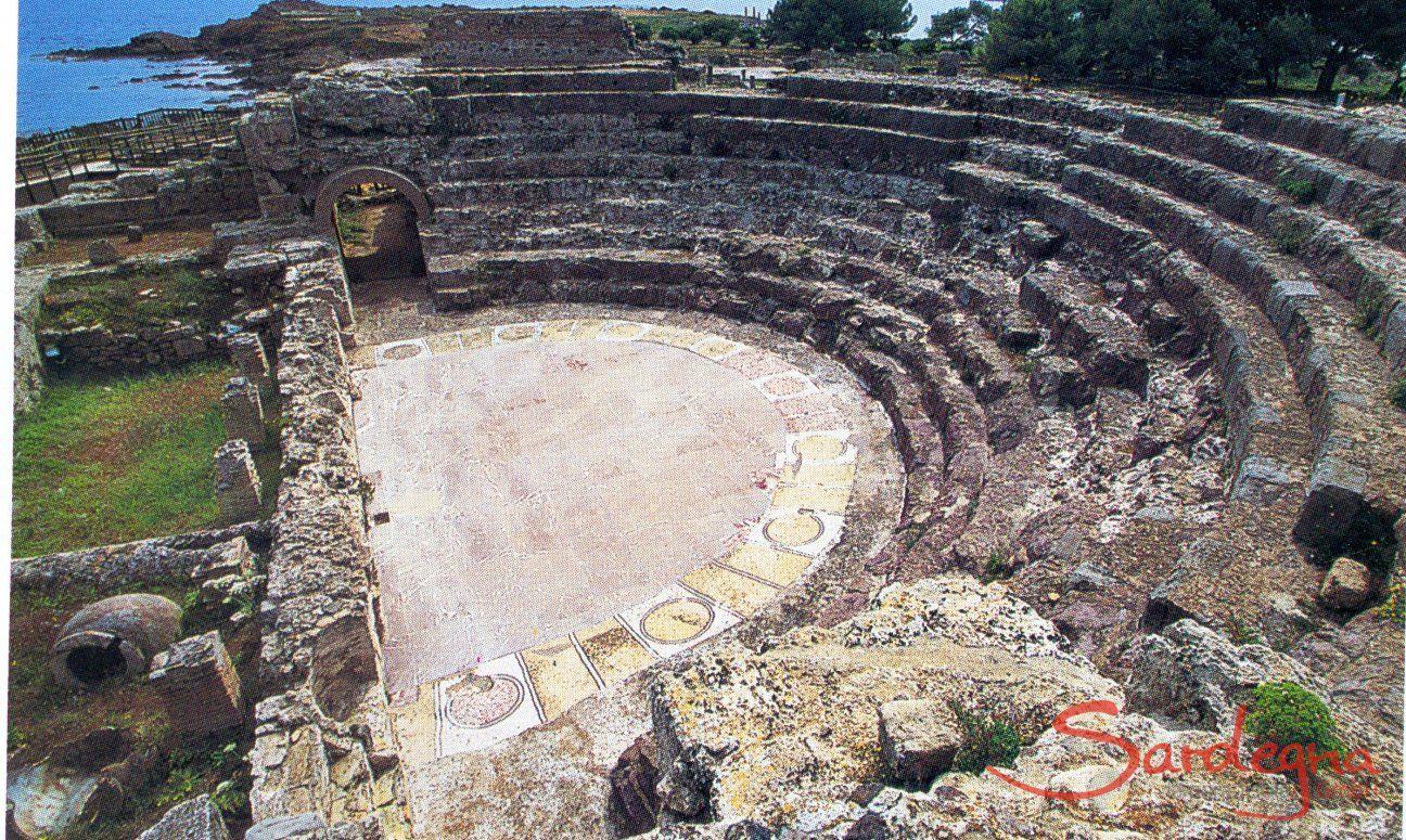 Roman theatre Nora