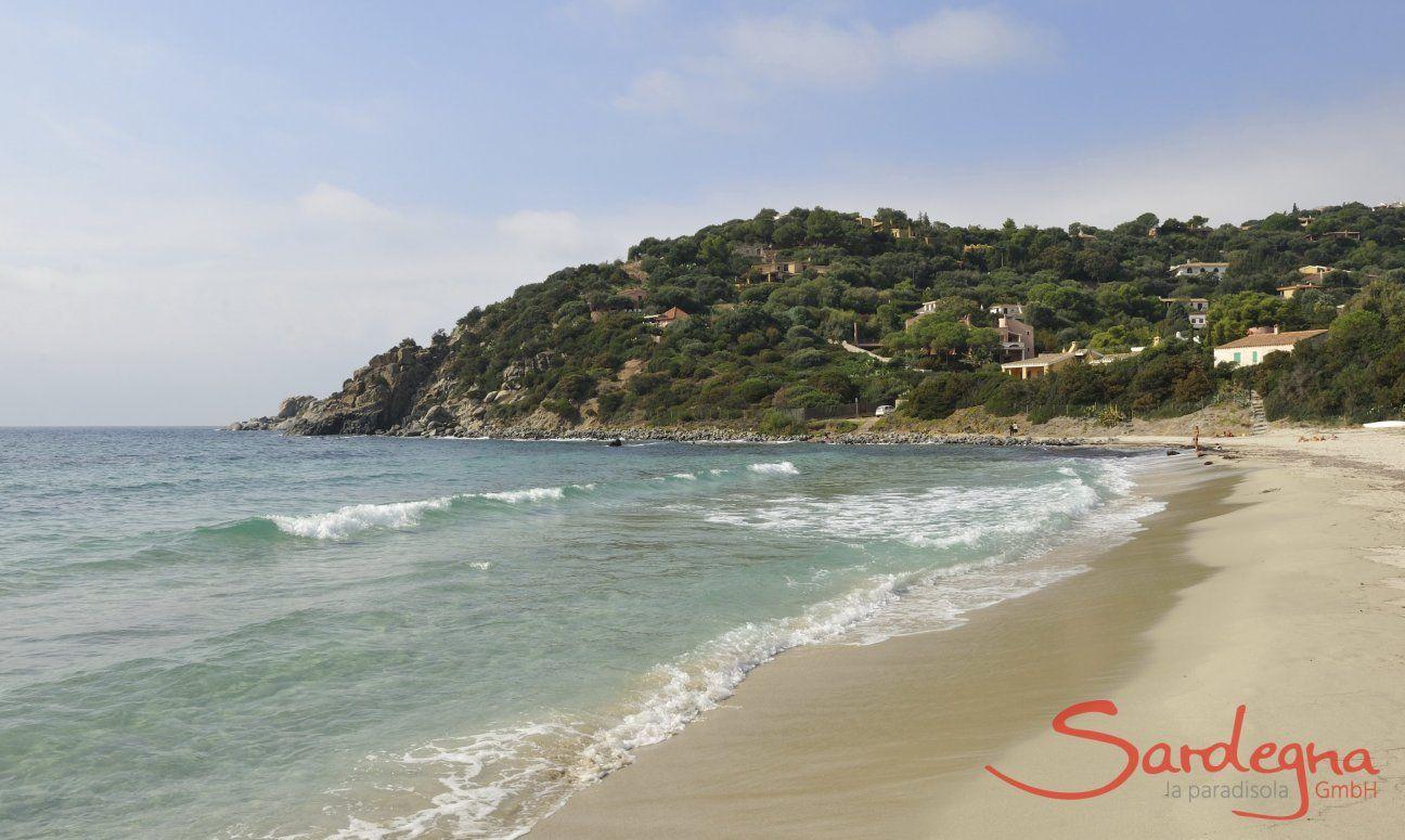 Beach of Torre delle Stelle