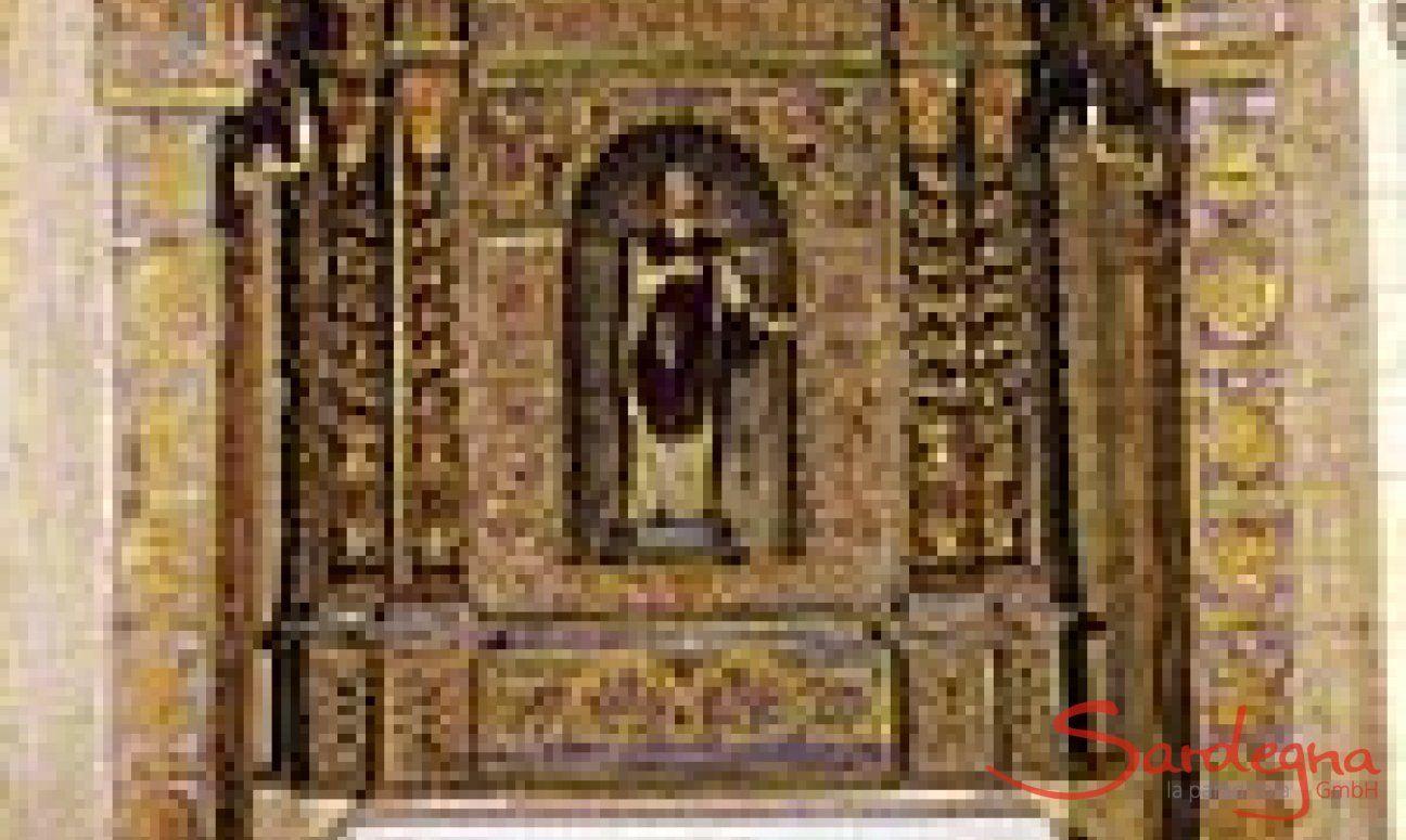 Altar of San Filippo