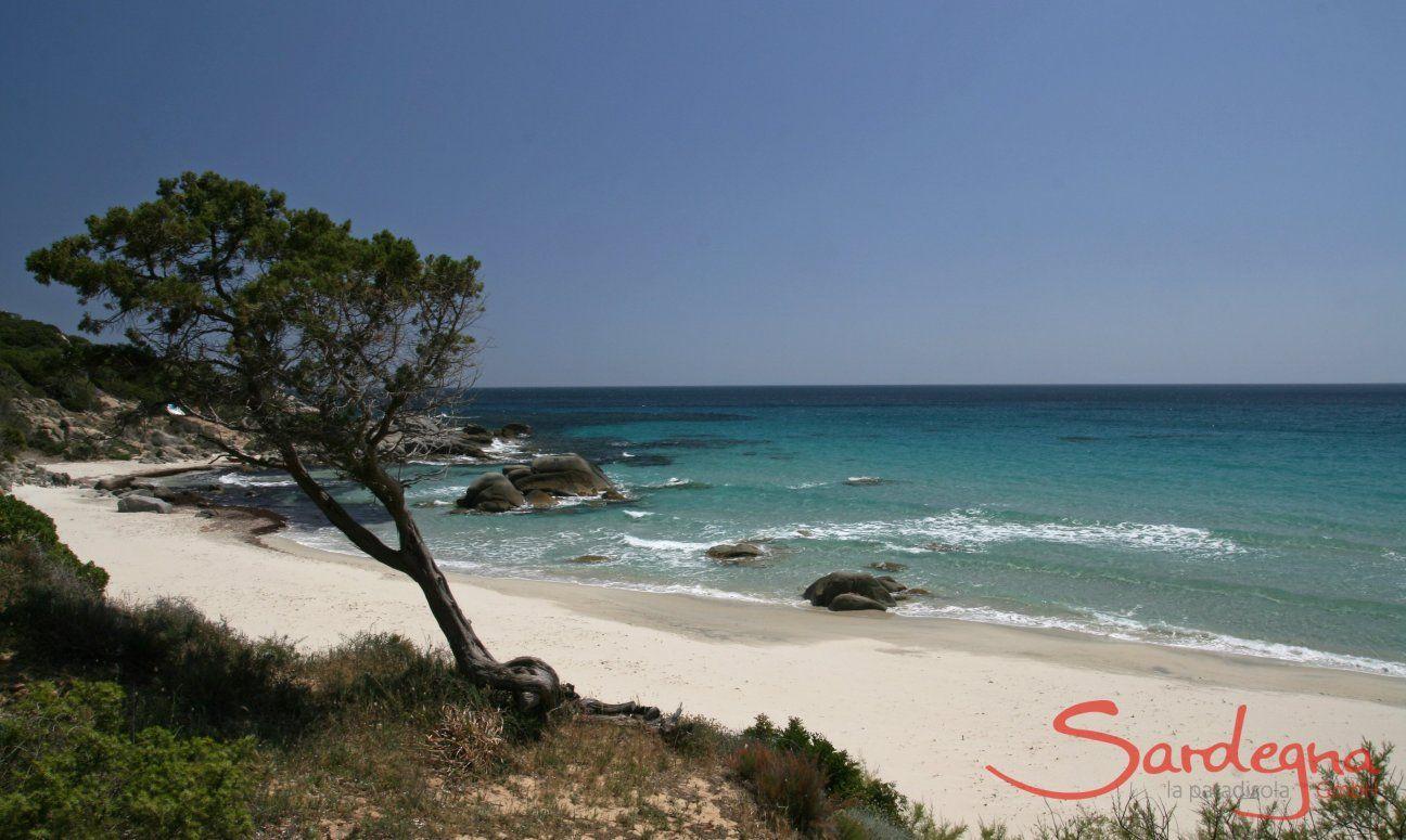 Beach Porto Sa Ruxi, 1.24 miles