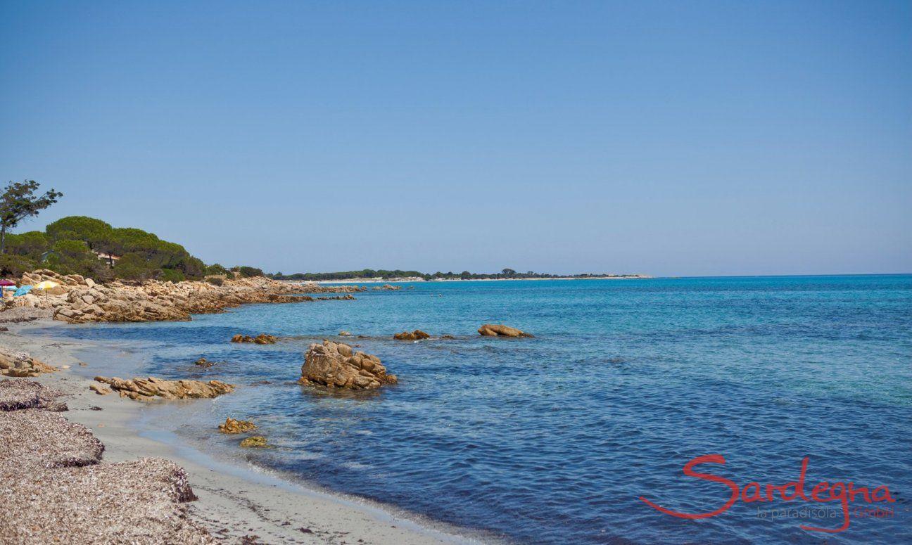 Bay of Cala Liberotto