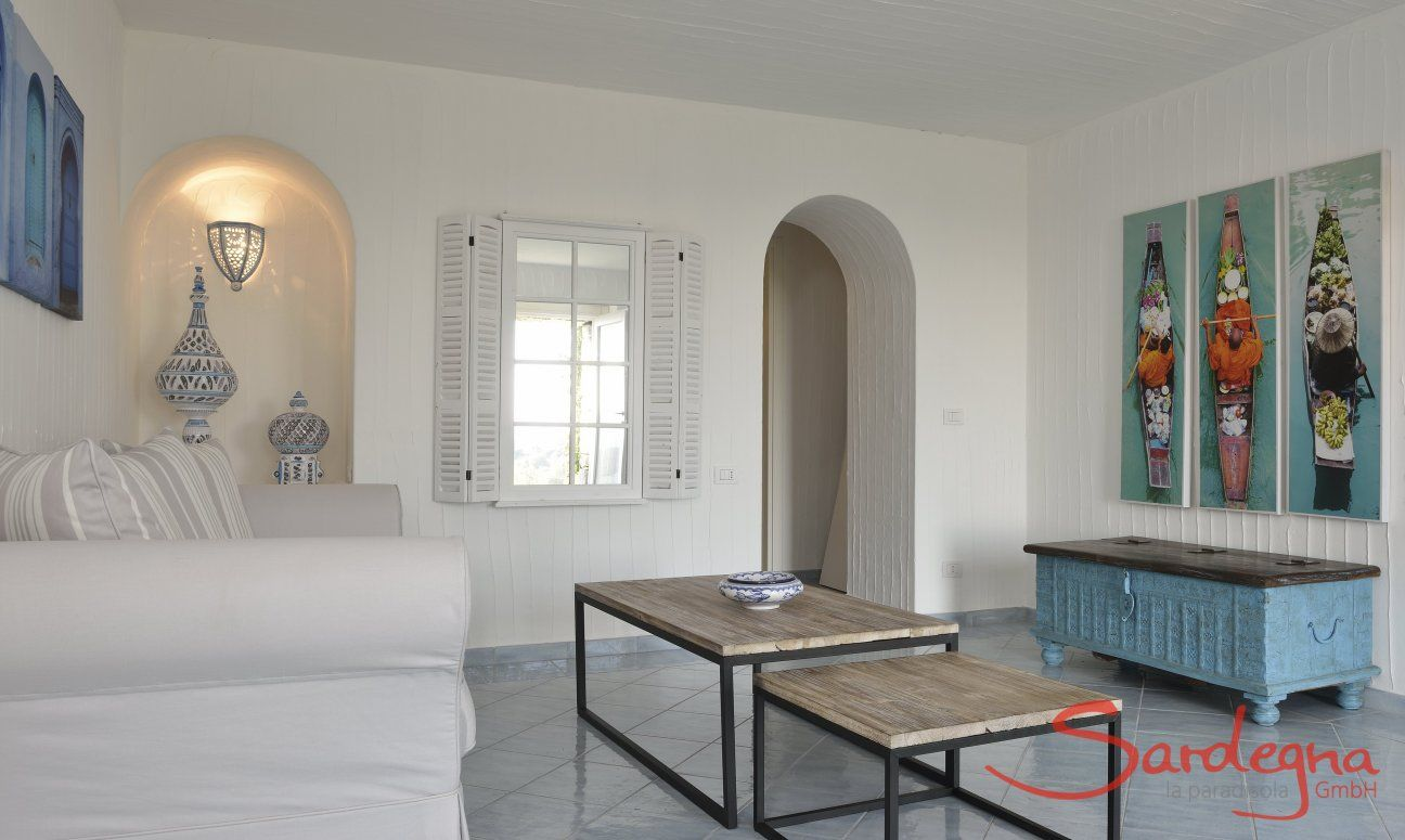 Living area groundfloor