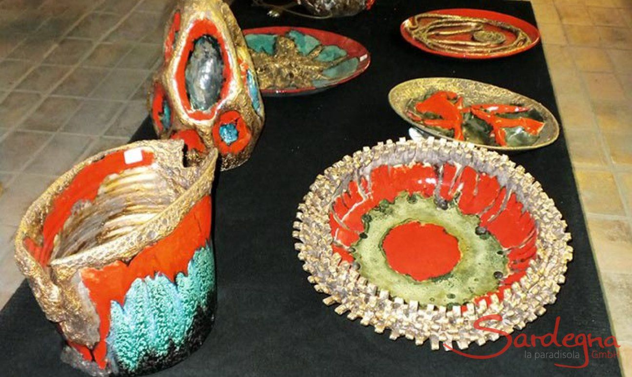 Brief aus Sardinien: Keramik der Emilia Palomba