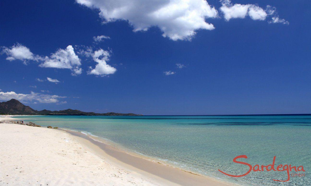 Costa Rei beach