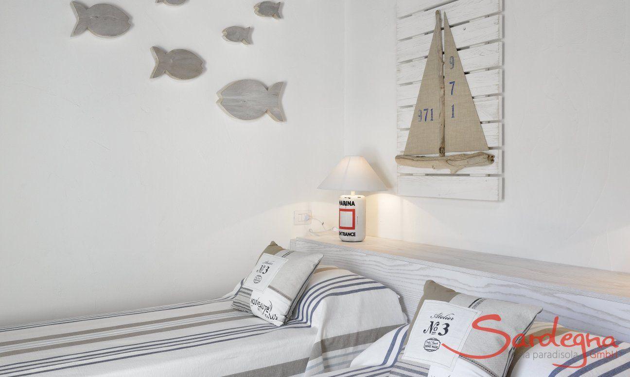 Bedroom Villa Campidano 20