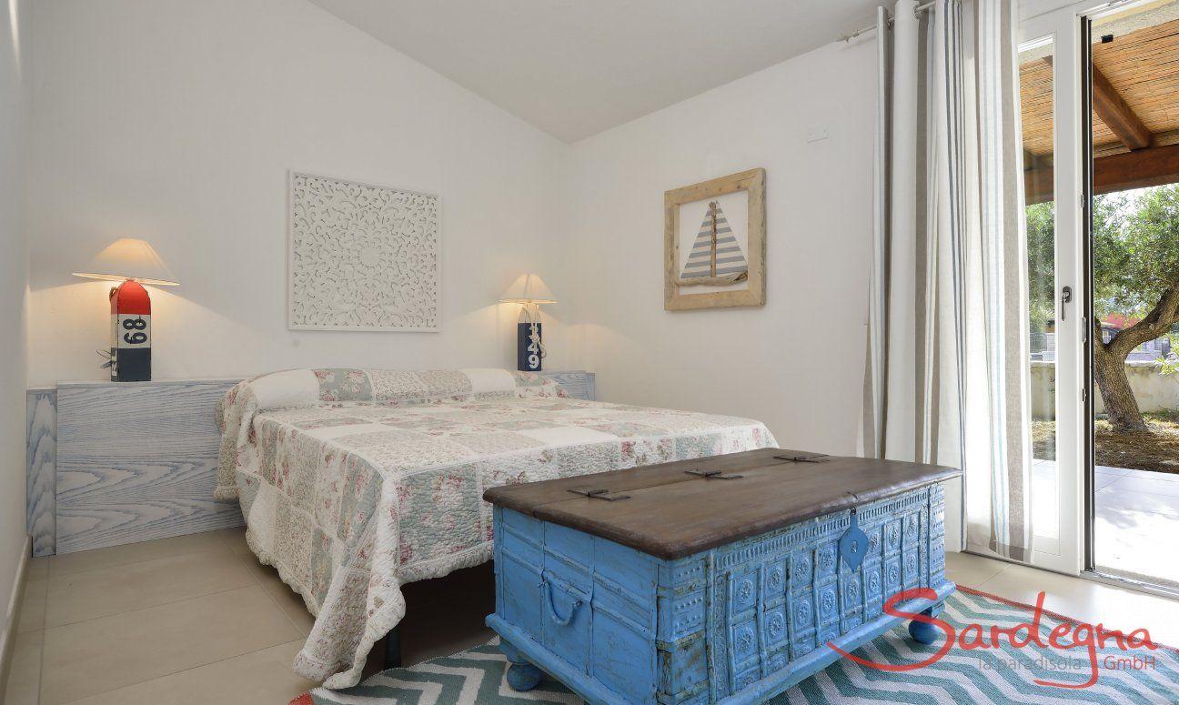 Bedroom of  Villa Campidano 20