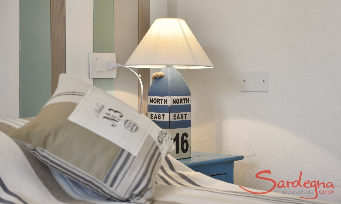 Bedroom  Villa Campidano 21