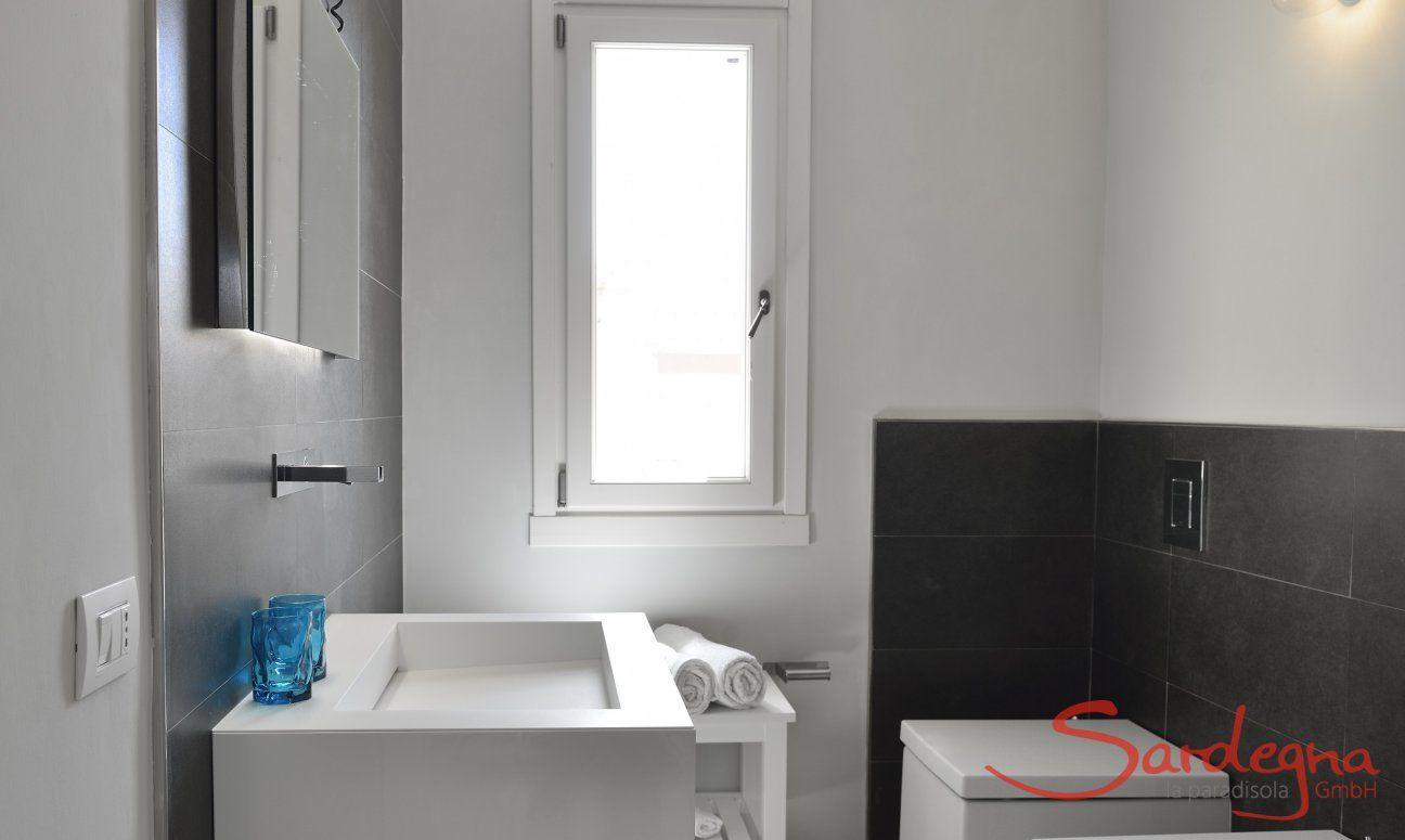 Bathroom  Villa Campidano 21