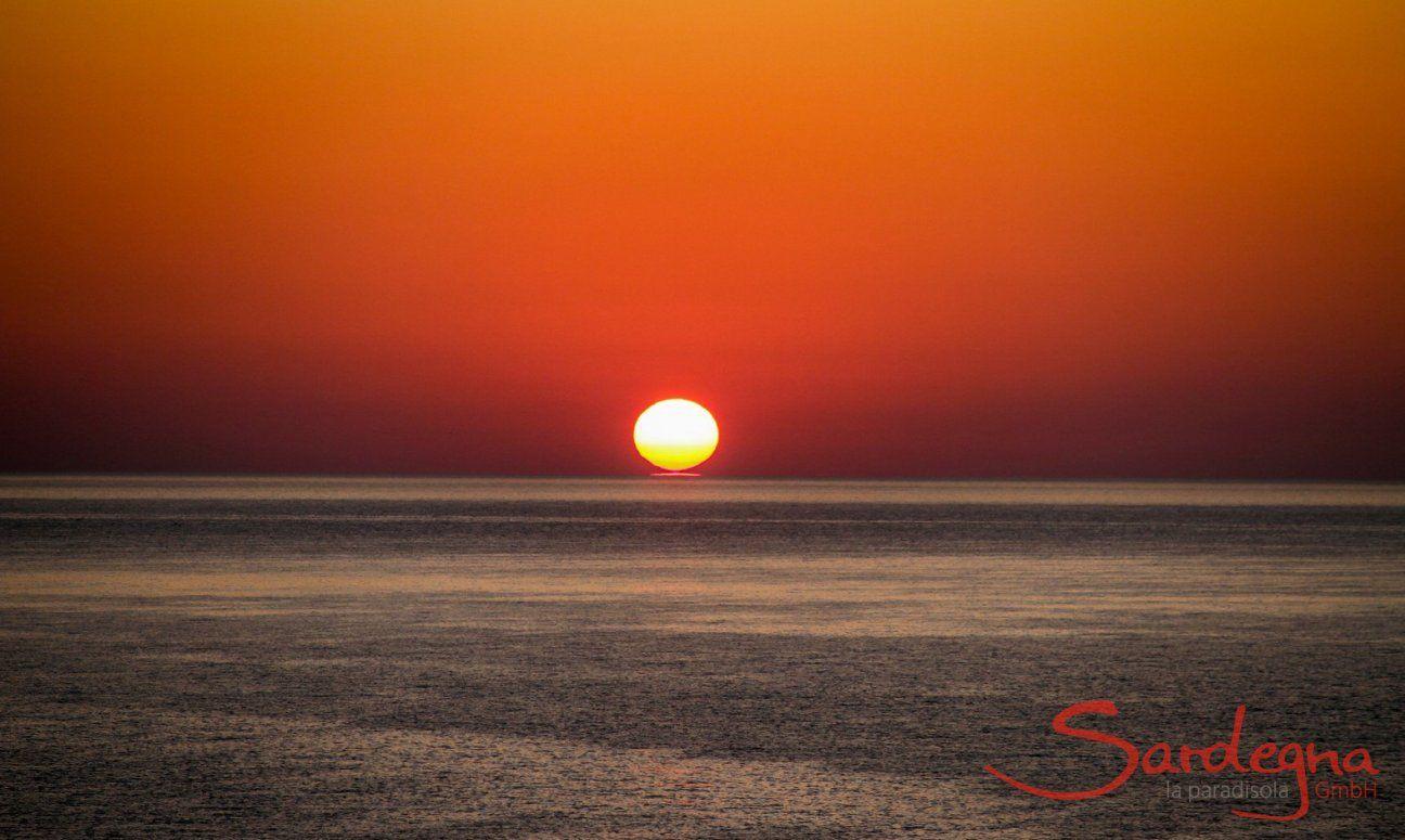 Sonnenaufgang, Sant´Elmo