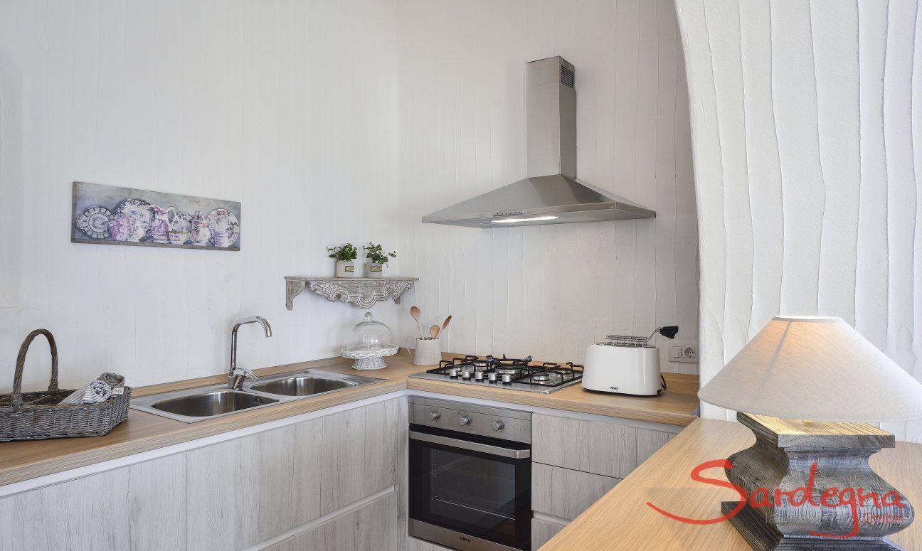 Kitchen Li Conchi 10, Cala Sinzias