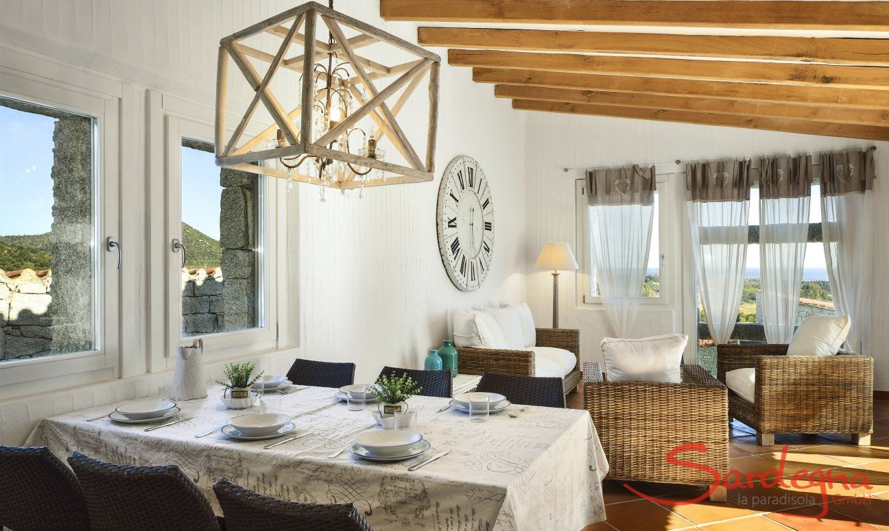 Living Room Li Conchi 10, Cala Sinzias
