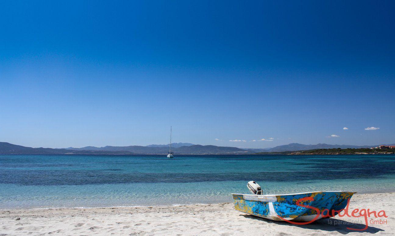 Beach Cala Banana North Sardinia