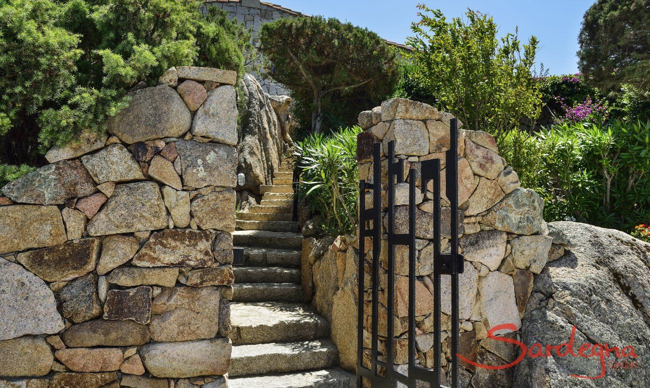 Entrance of Villa Domus 9d