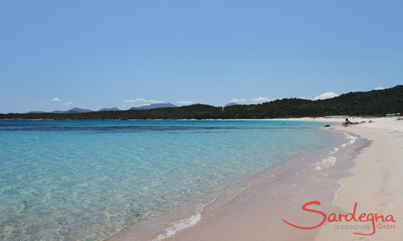Beach Liscia Ruja