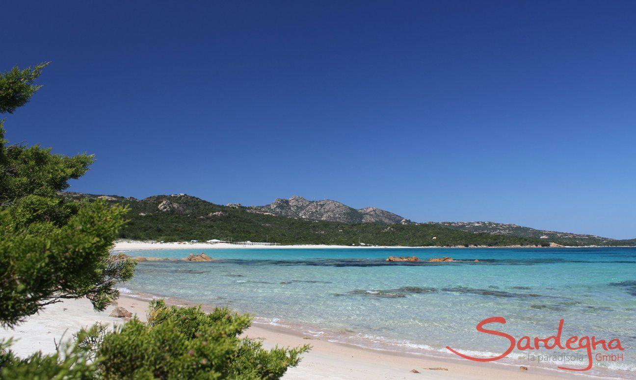Beach Liscia Ruja, only 16 km. away