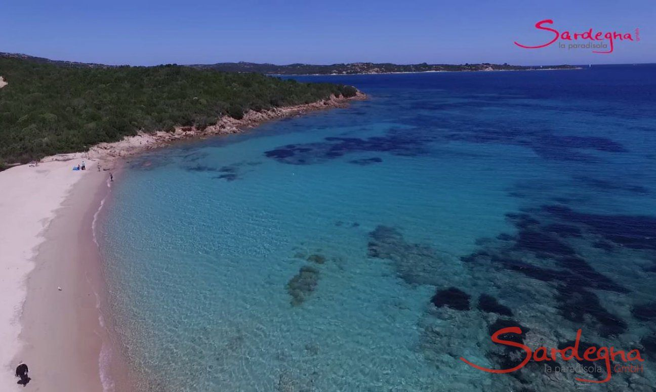 Costa Smeralda | Cala Liscia Ruja