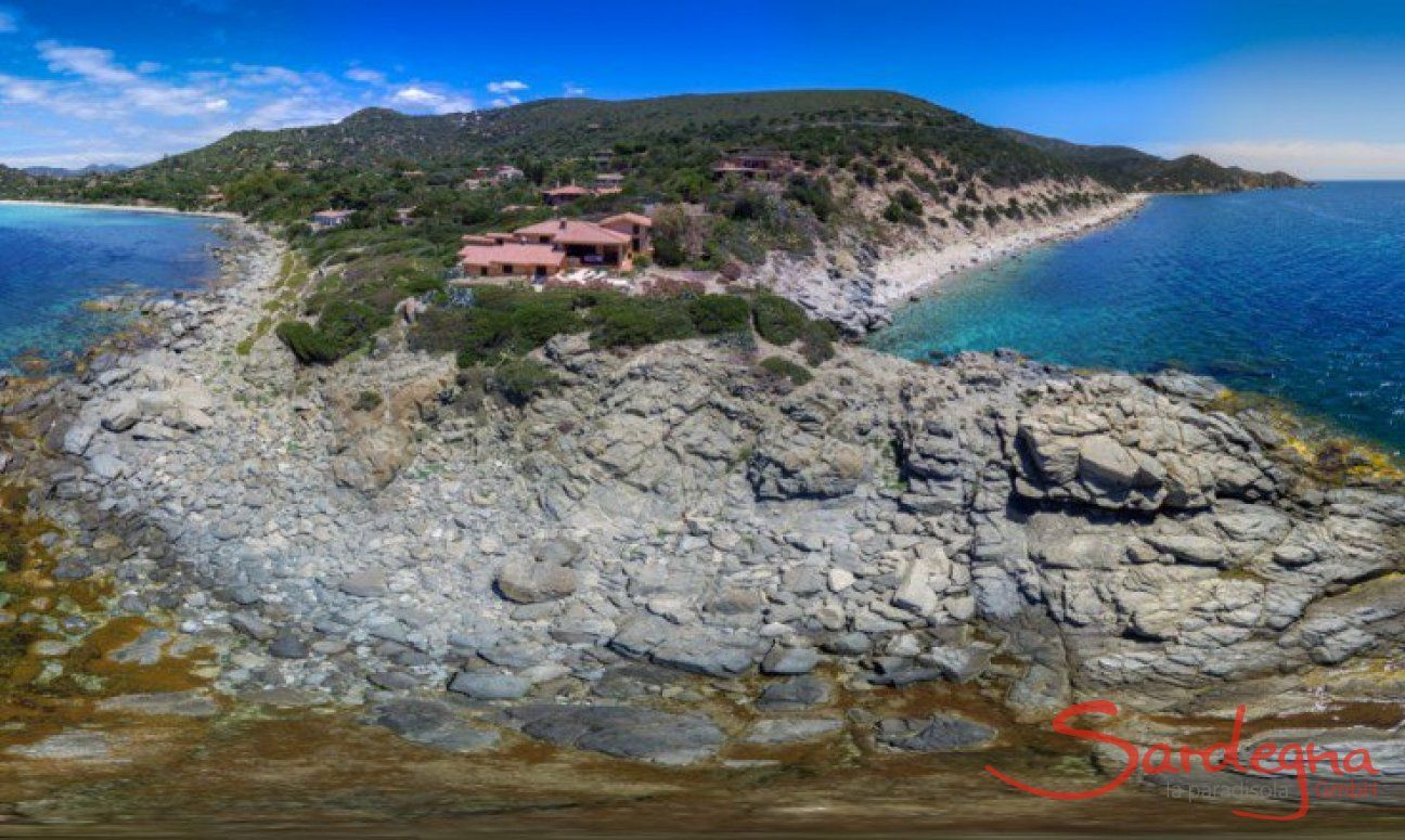 Panorama 360° Villa delle Stelle