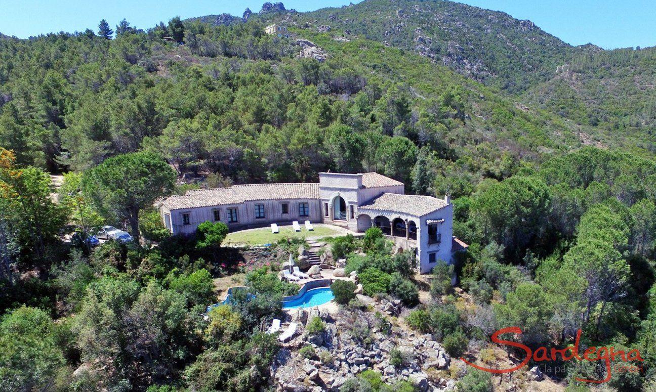 Villa Is Molas Monte