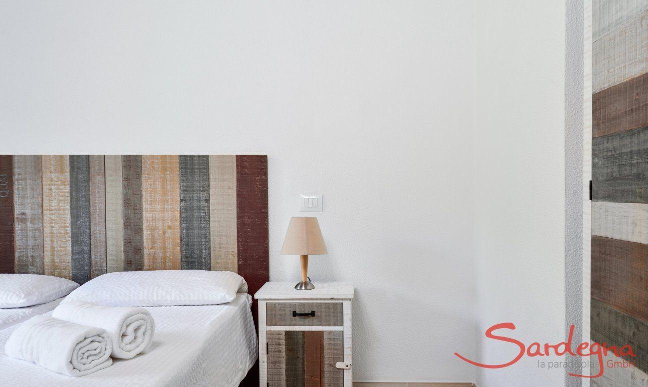 Bedroom 1, Detail