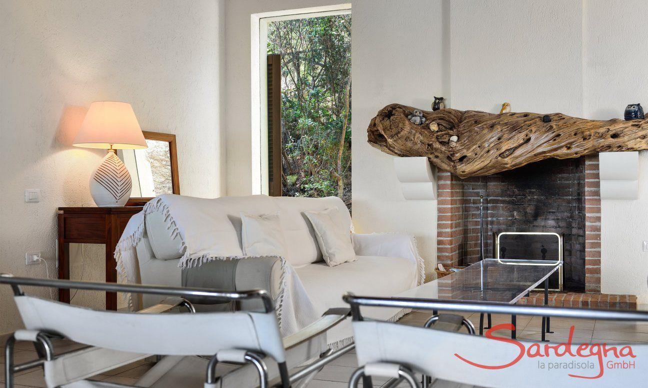 Cozy sofa corner