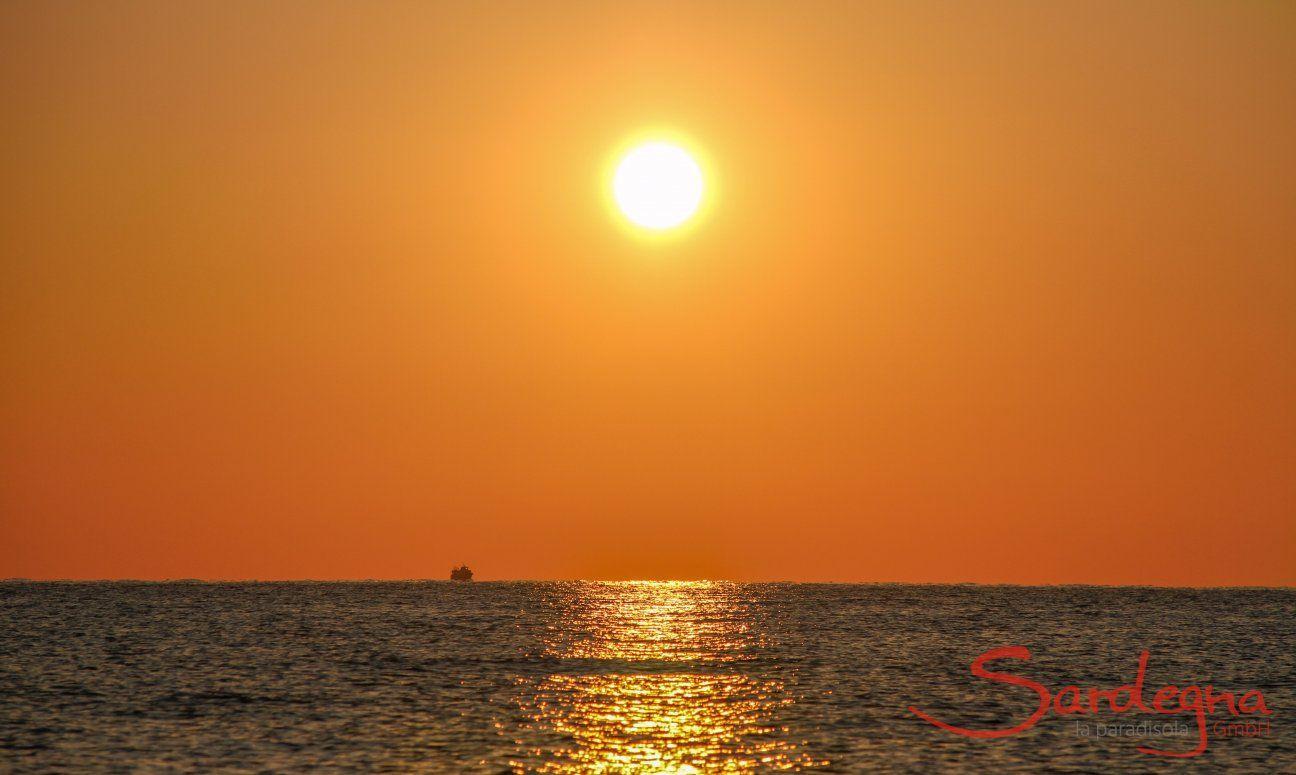Sunrise Costa Rei
