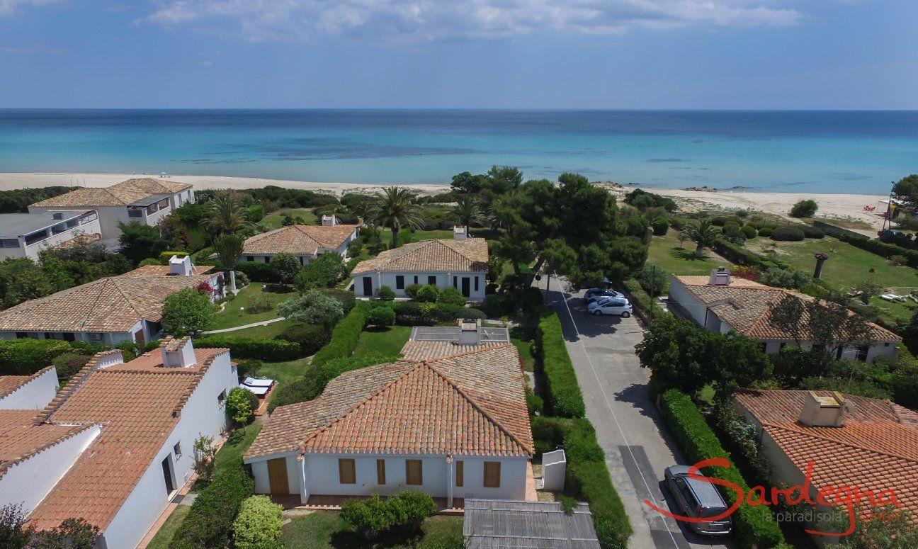 Villa Kika just 300 feet from the sea