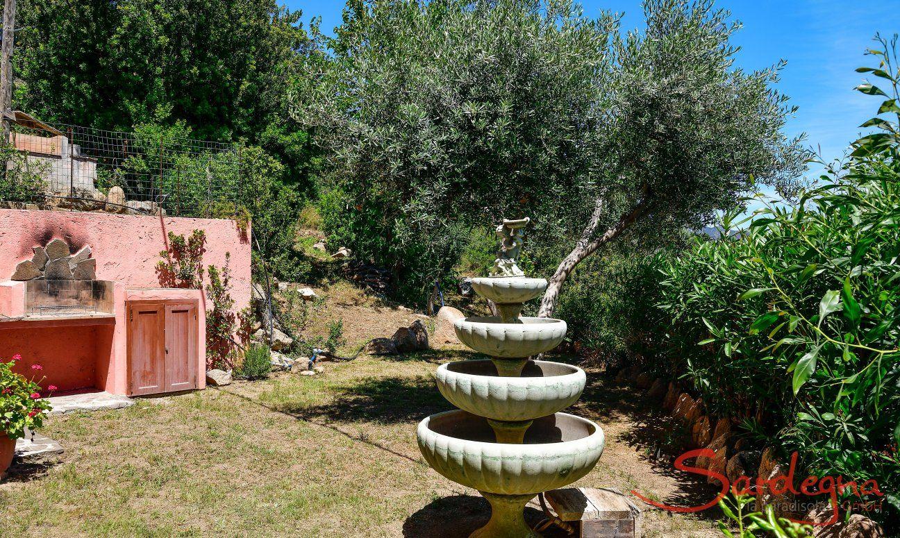 Garden of Castededdu 3