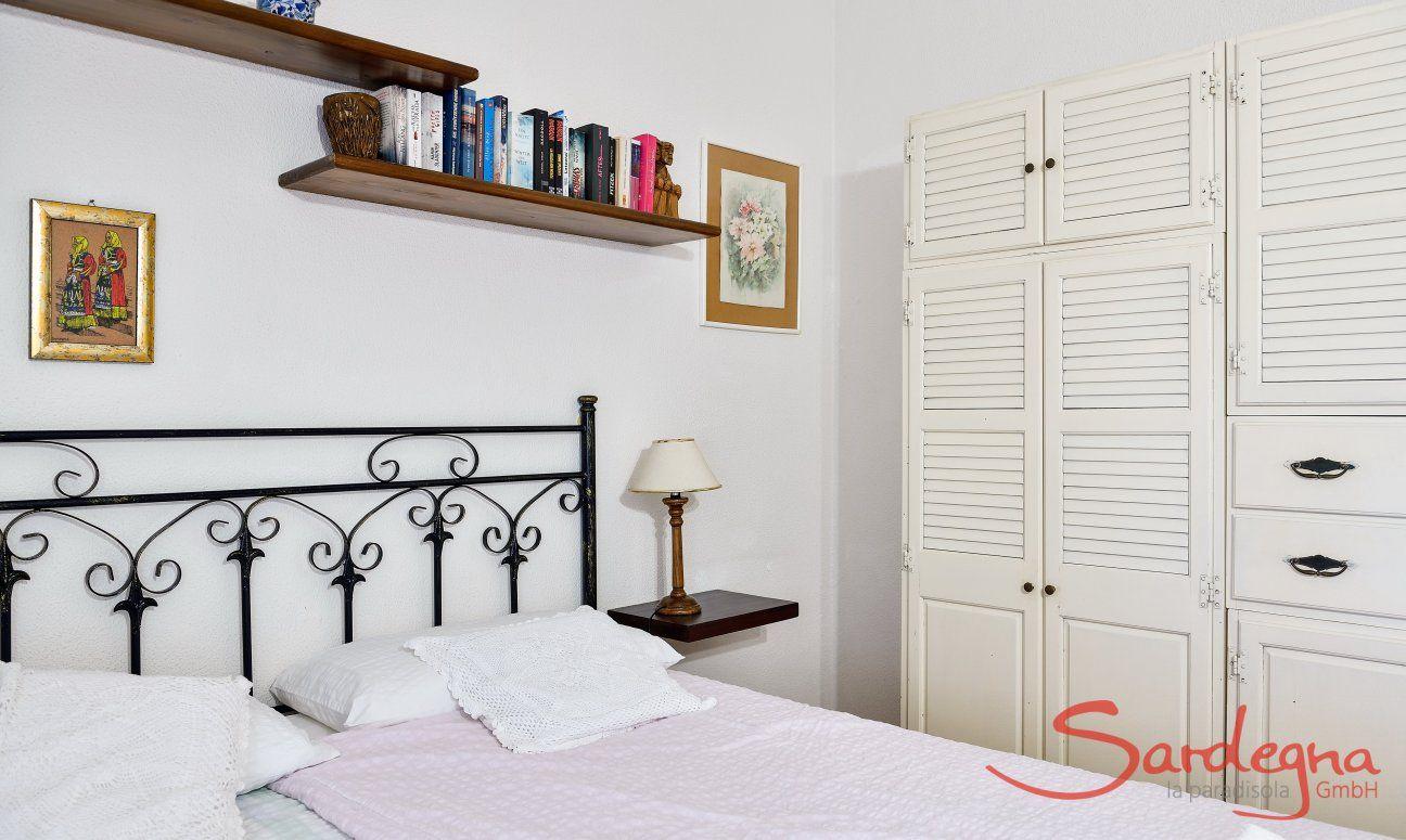 Bedroom 1 with storage