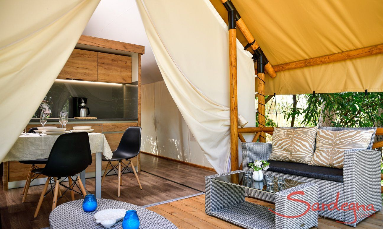 Tent-Lodge Orri