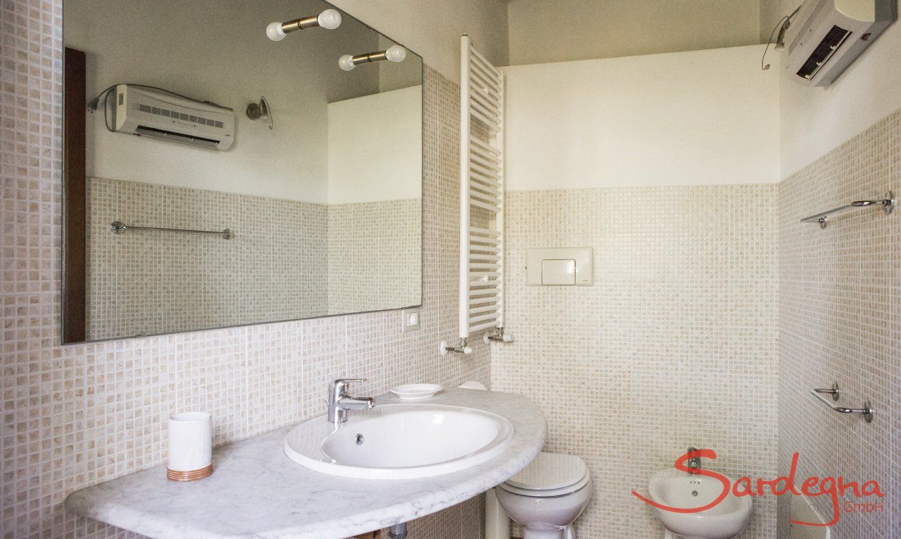 Toilet with bidet
