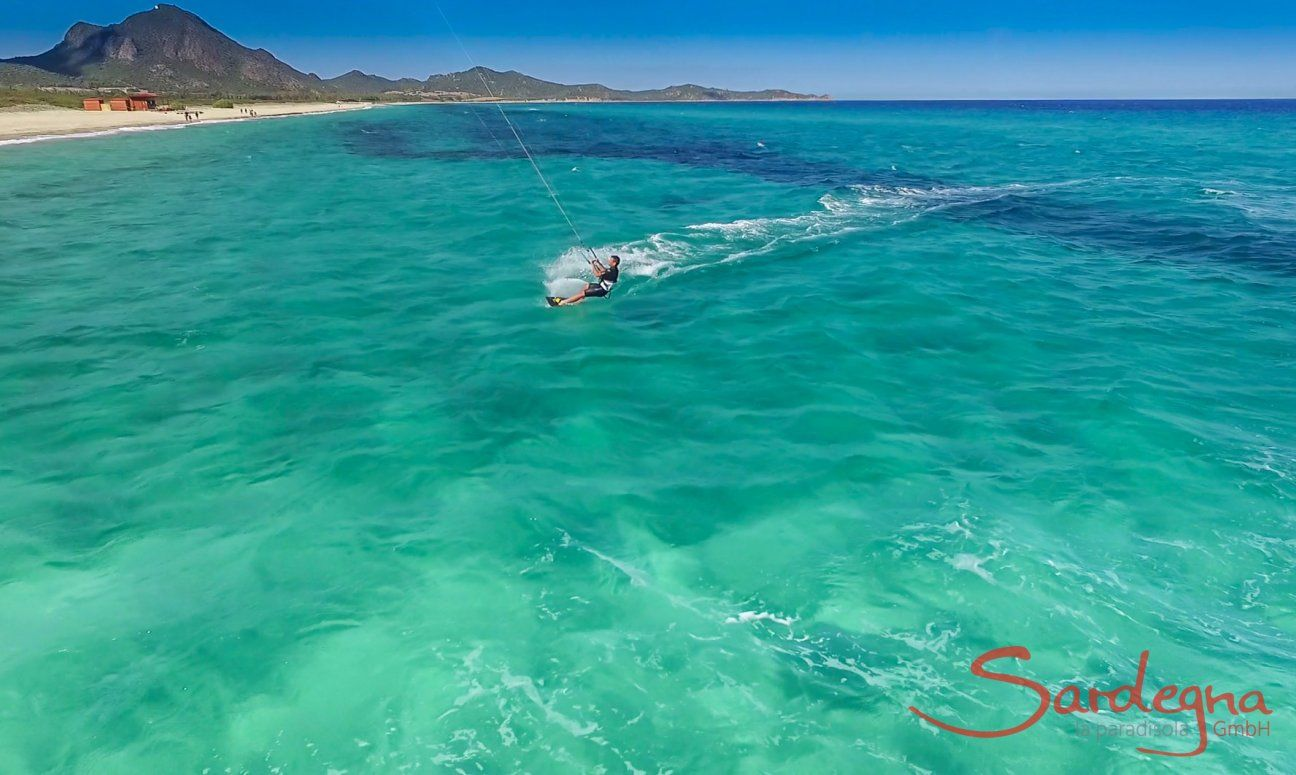 Kitesurf Costa Rei