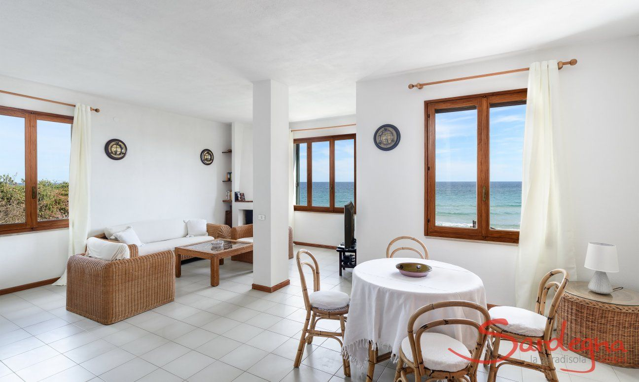 Holiday home Villa Fernando, Santa Margherita di Pula, South Sardinia