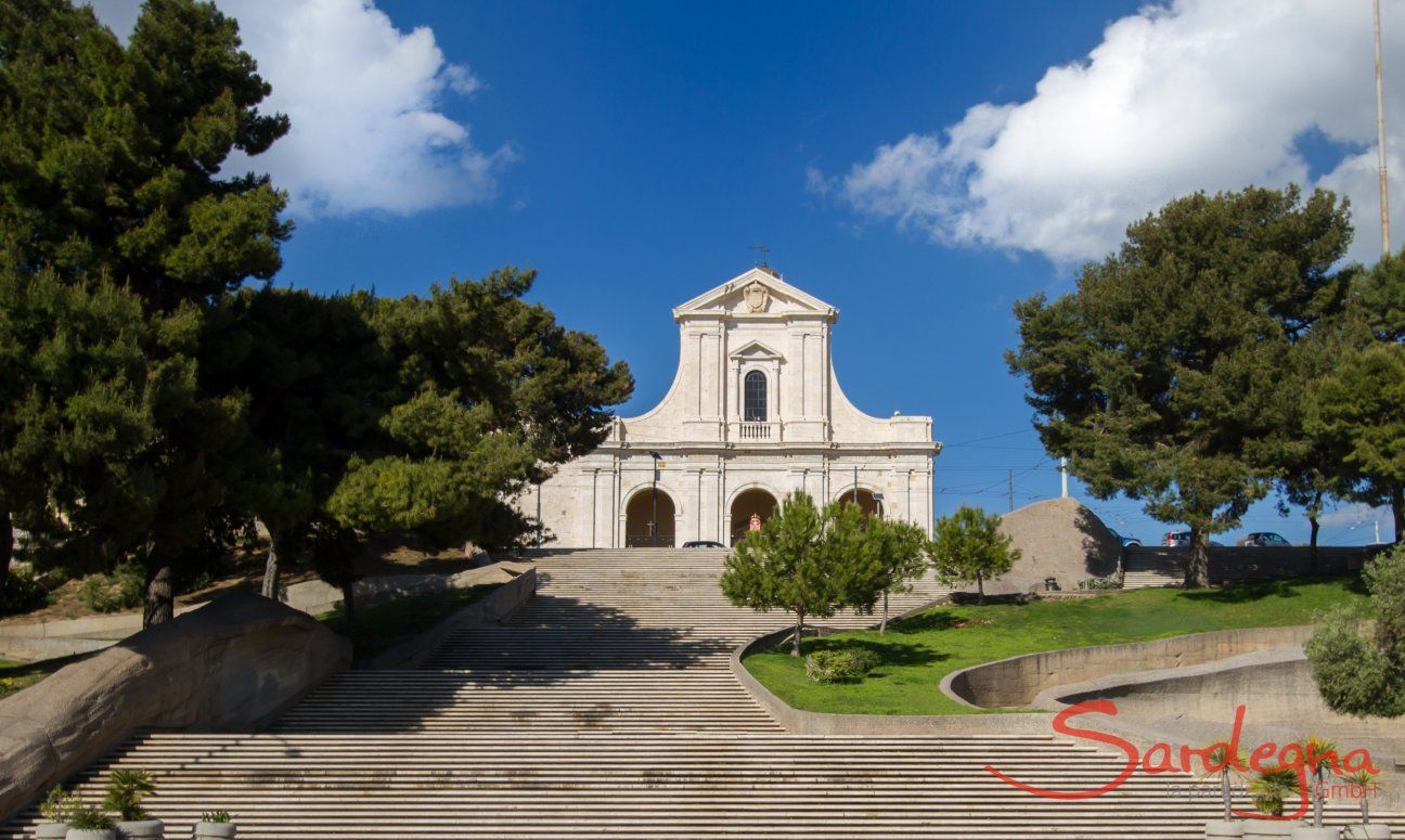 Church Bonaario a Cagliari