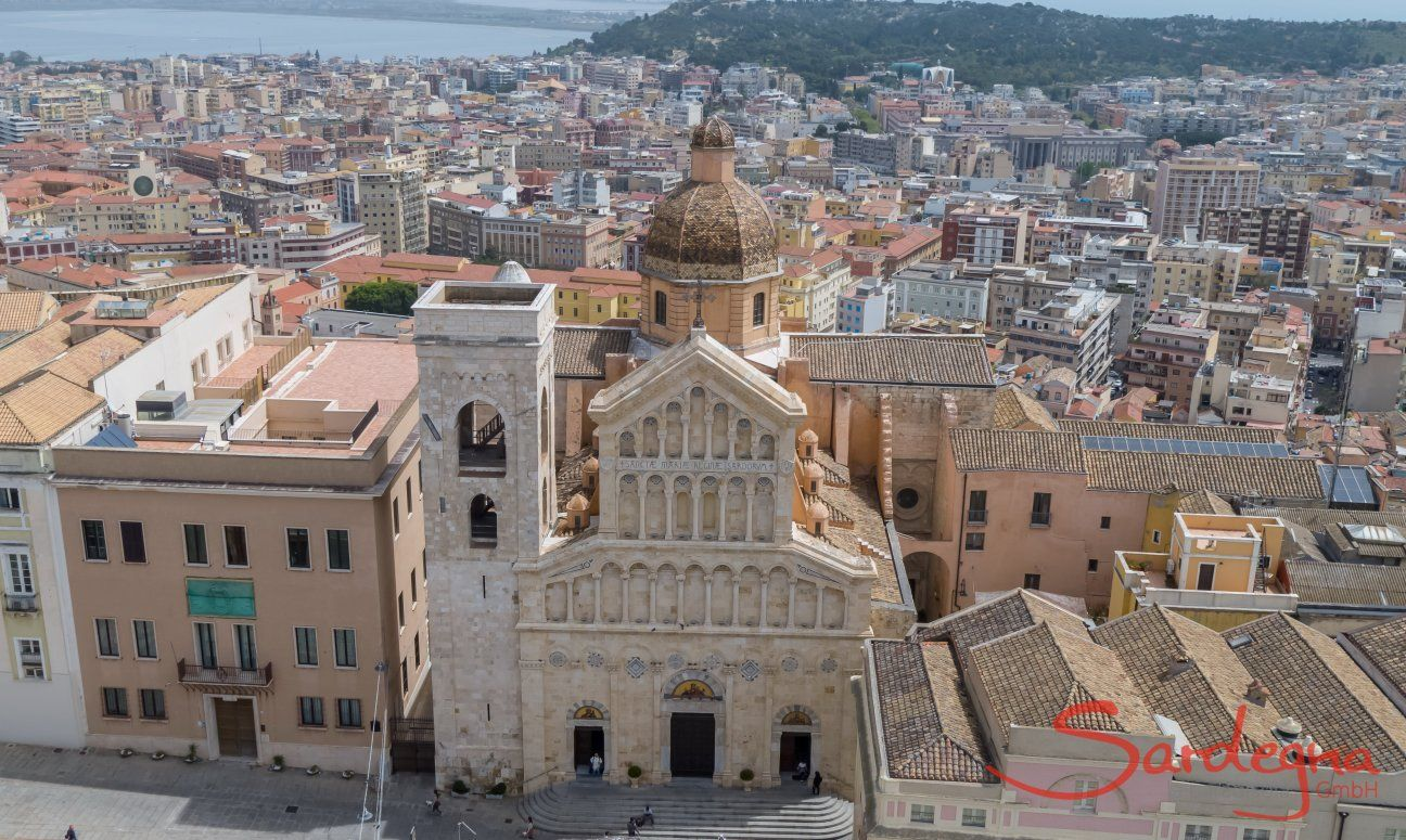 Dome of Cagliari