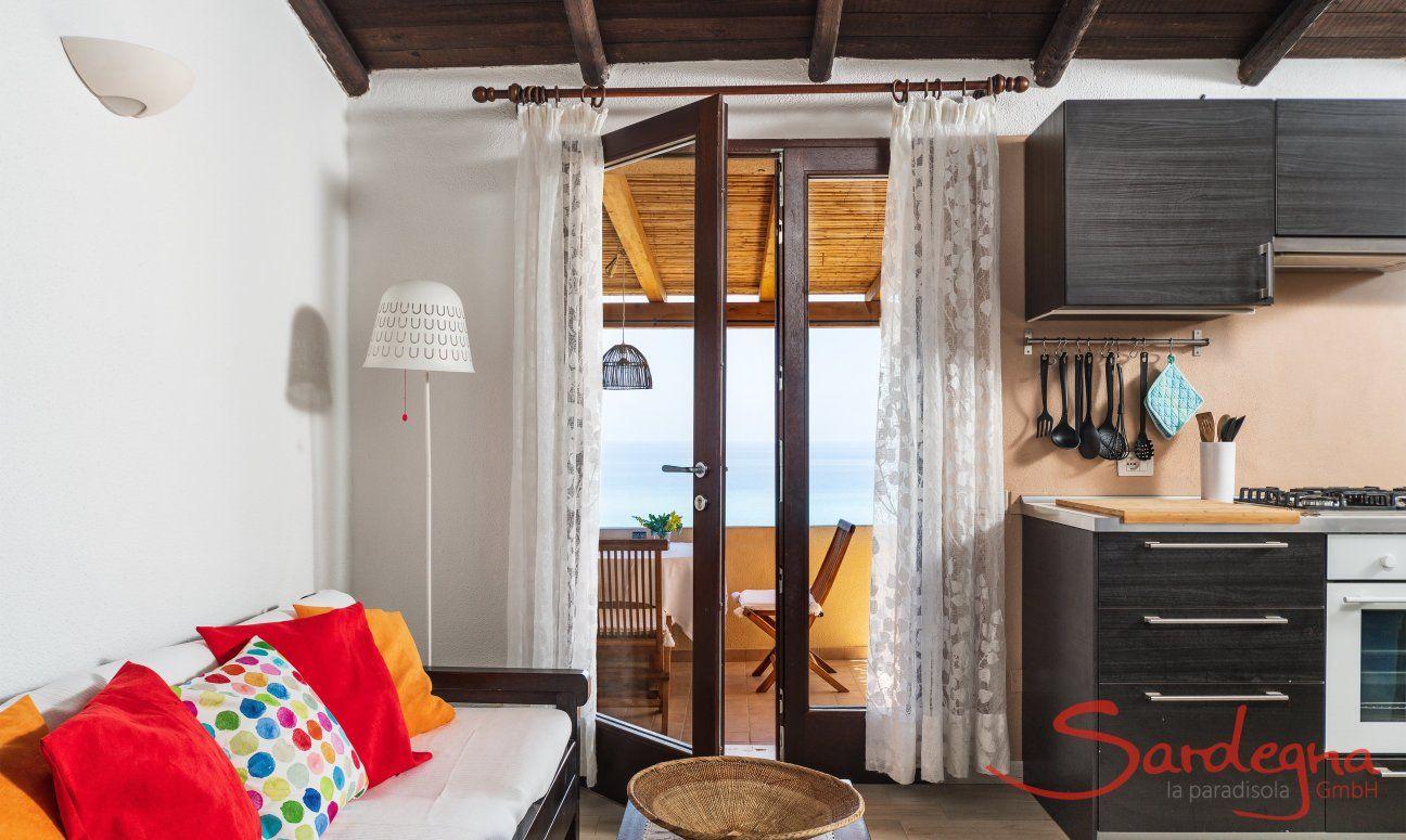 Nido 2, Costa Rei, South Sardinia