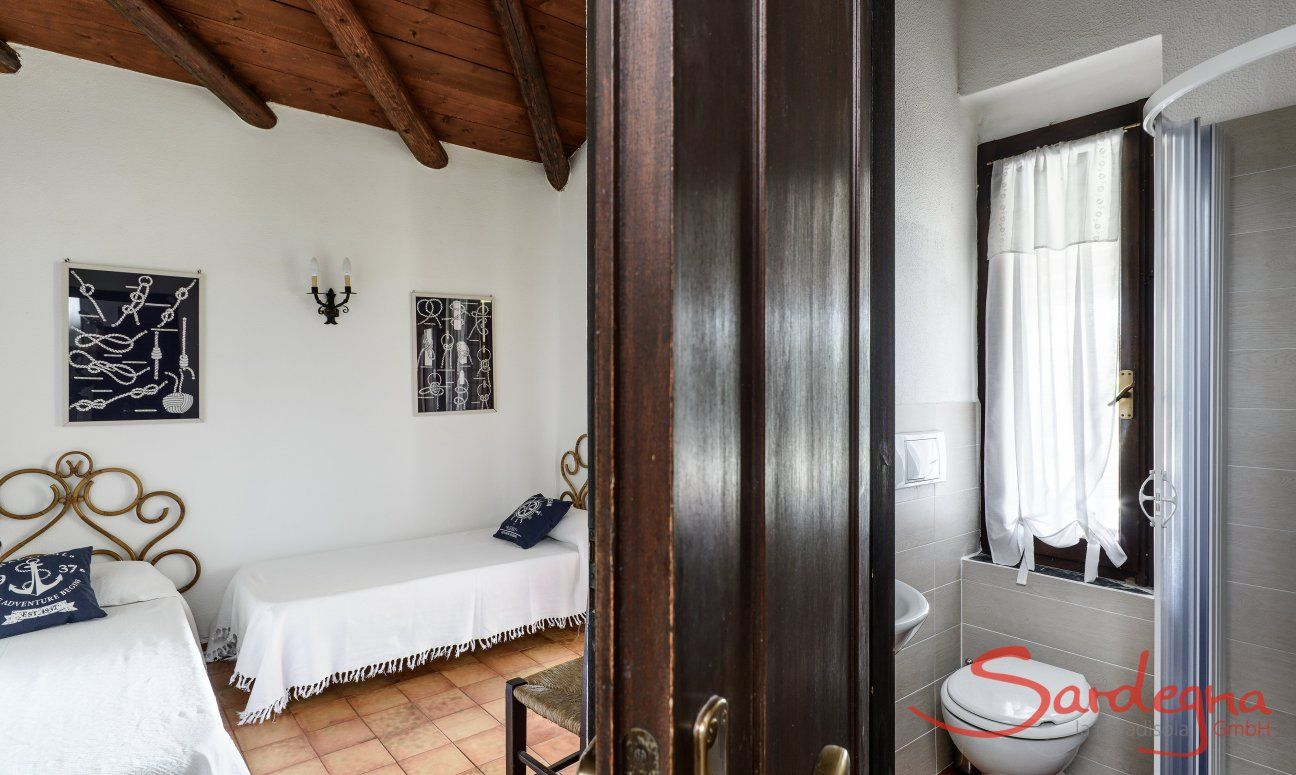 Villa Romana, Costa Rei, Southsardinia