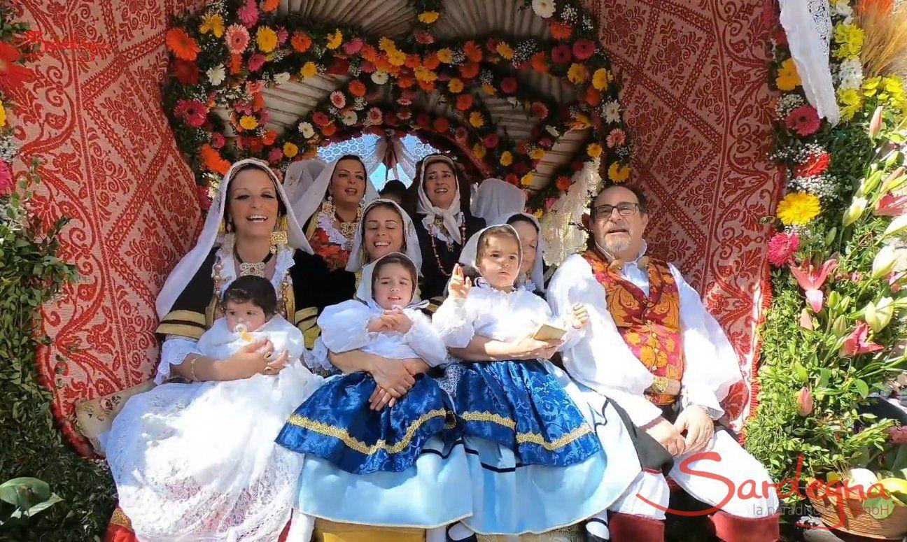 Sardinia Festivals: Sant'Efisio