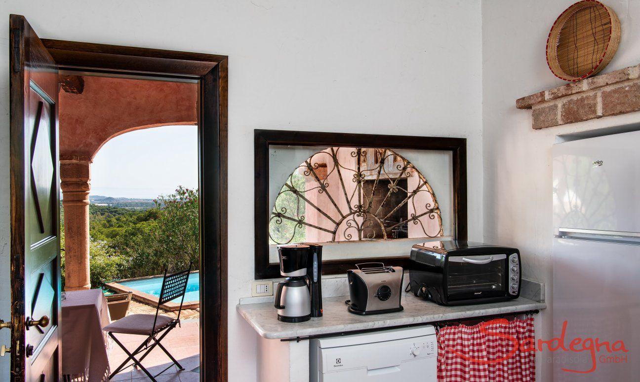 Holiday home Villa del Sole, Is Molas, Pula, South Sardinia