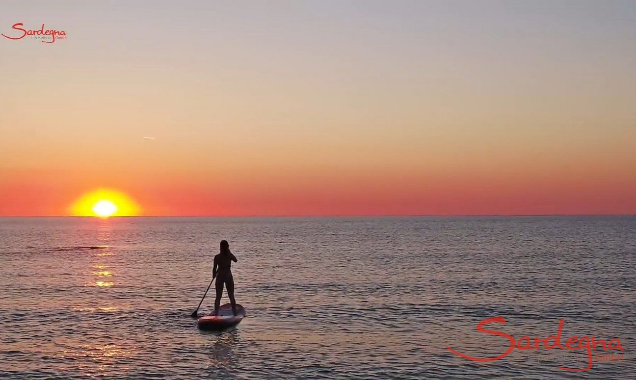 Costa Rei - endless beach