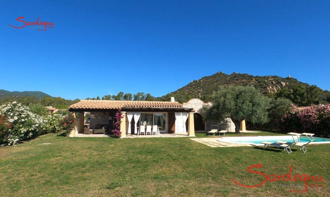 Villa Campidnao 21 - Cala Sinzias