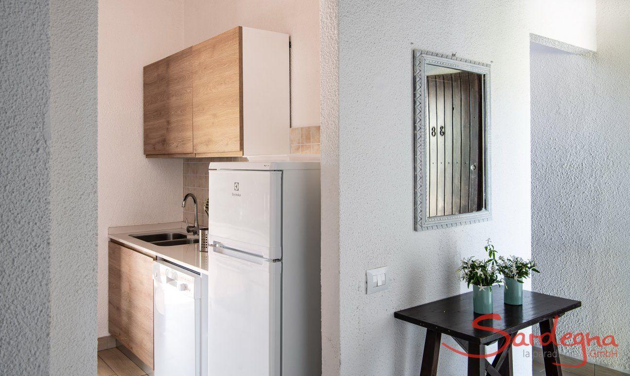 Kitchen Villetta Fabio Costa Rei