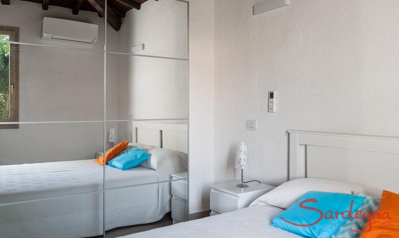 Bedroom Villetta Fabio Costa Rei