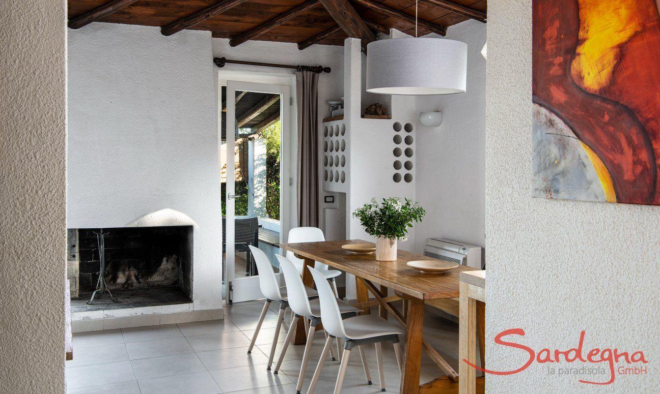 Dinning table Villetta Quattro Costa Rei