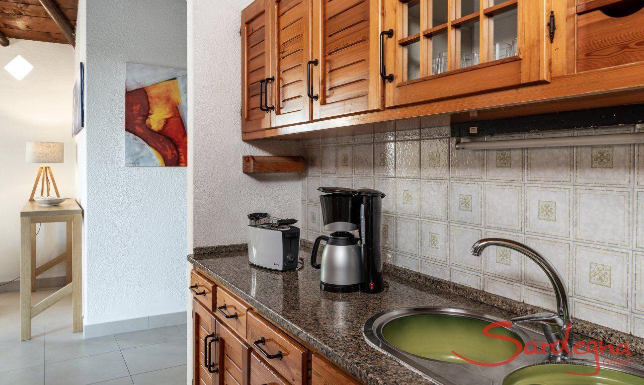 Kitchen Villetta Quattro Costa Rei
